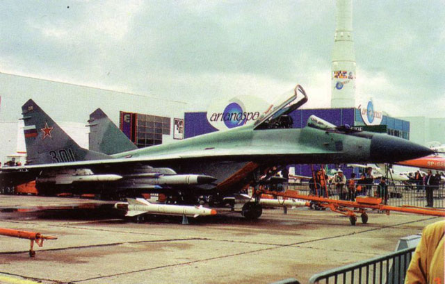 Complete History of the Russian Mig Aircraft - Page 3