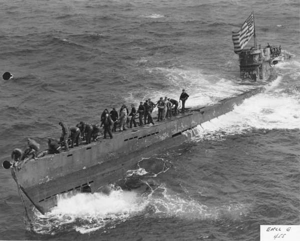 German U-Boats of WW11 - Page 2
