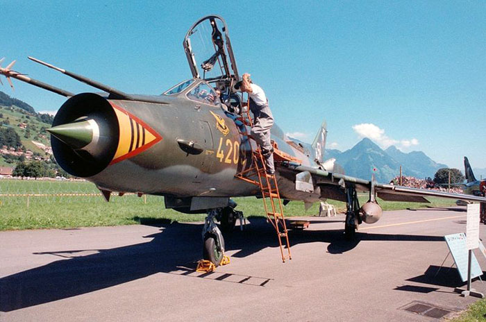 History Of Russian Sukhoi Fighter Aircraft - Page 1
