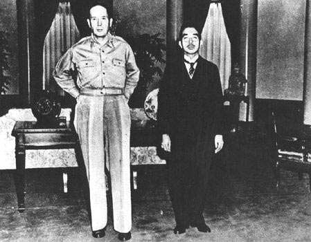 an essay on douglas macarthur and the occupation of japan Macarthur accepted the japanese surrender in tokyo bay on 2 september 1945, then led the occupation forces in the reconstruction of japan (wikipedia) after north korea invaded south korea in 1950, macarthur was put in charge of united nations forces and successfully drove the invaders back (wikipedia).