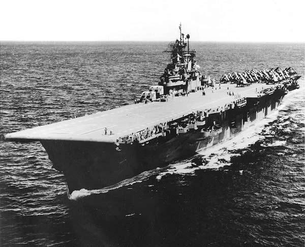 List of World War II ship classes