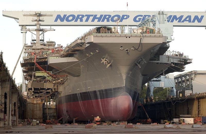 Uss George Bush Navy Photos I