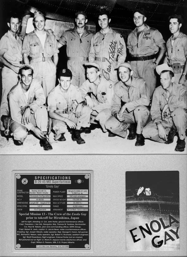 TIBBETS AND CREW COMPOSITE