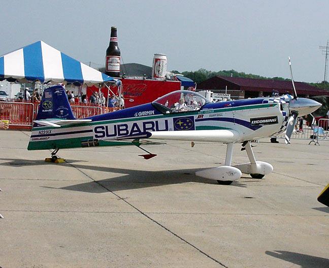 Avions Mudry Cie Mudry Cap 231EX