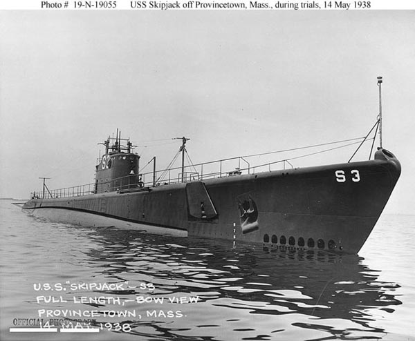 Submarines of the US N...