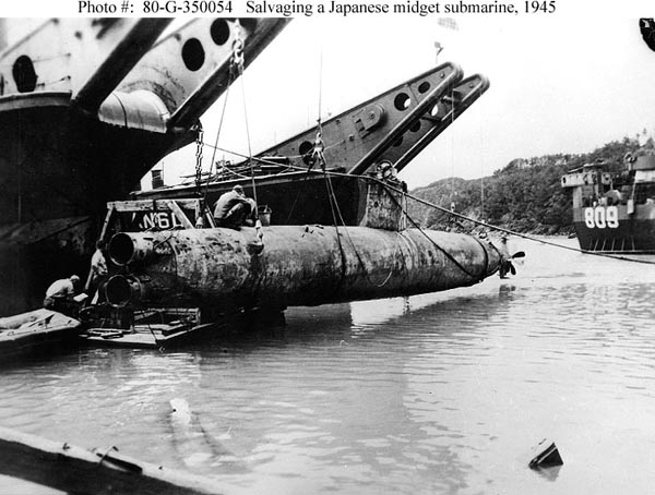 Submarines of the Imperial Japanese Navy - Page 5