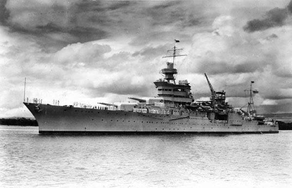 Crucero USS Indianapolis