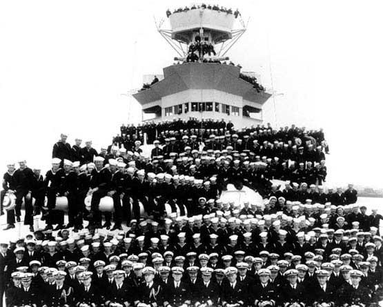 Tripulación del USS Indianápolis