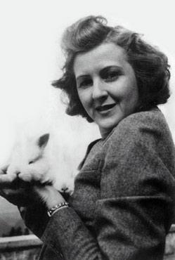 Foro De El Nacionalista Eva Braun Personalidad Y Comportamiento